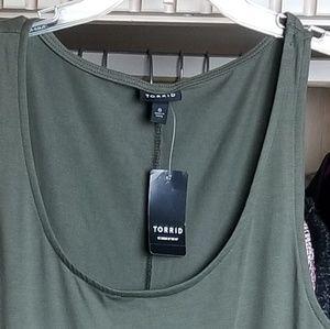 Torrid Tank Dress